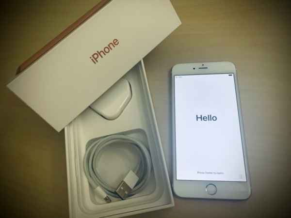 Used iPhone 6 Plus 16 GB - Used in Dubai, UAE