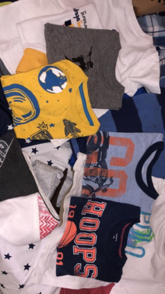Used Toddler boy clothes mostly Ralph Lauren in Dubai, UAE