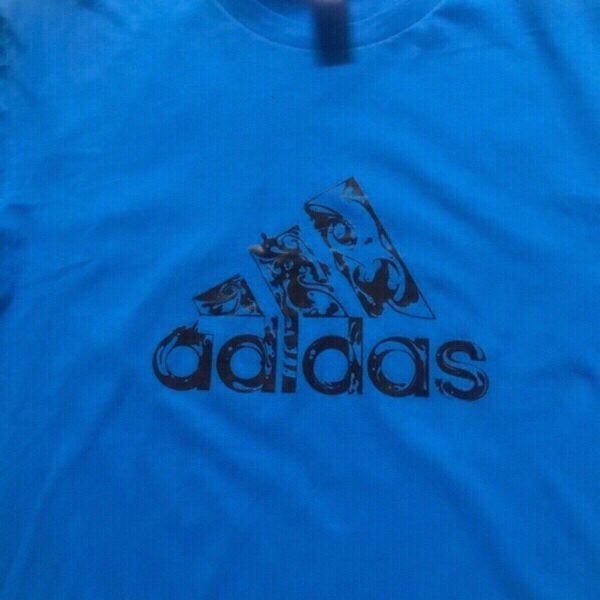Used Adidas T-shirt size L (new) copy in Dubai, UAE