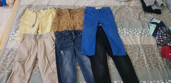 Used Preloved clothes (2-3 years for boys) in Dubai, UAE
