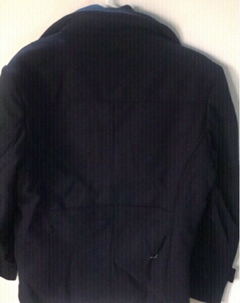 Used Jacket 🧥 dark blue size 4xl in Dubai, UAE