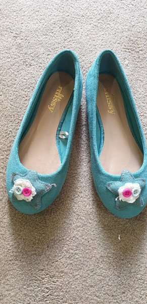 Used Girls shoes size 28 in Dubai, UAE