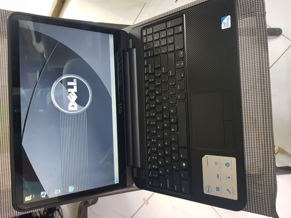 Used Dell Inspiron 15 Laptop (Touch Screen) in Dubai, UAE