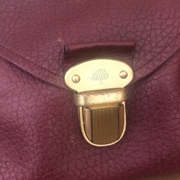 Used Mulberry Polly Push Lock Bag in Dubai, UAE