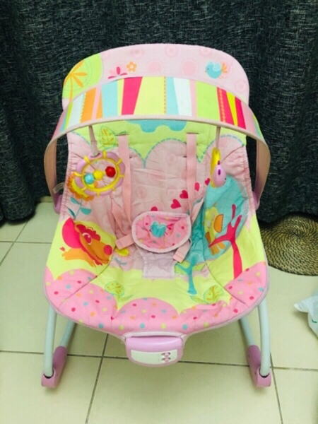 Used MOTHERCARE 3 IN 1 BOUNCER like new in Dubai, UAE