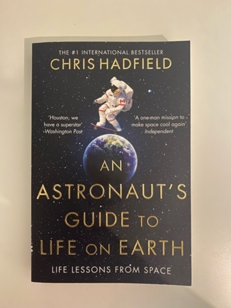 Used Astronaut's Guide to Life on Earth in Dubai, UAE