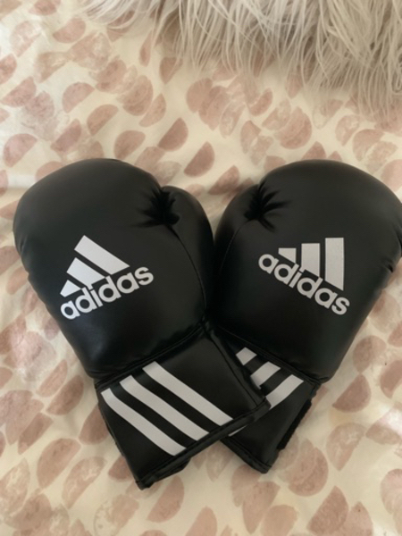 Used Adidas Boxing gloves in Dubai, UAE