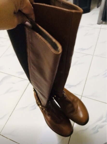 Used Jessica Simpson Winter boots 👢❤️ in Dubai, UAE