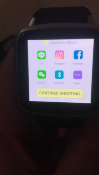 Used Mobile smart watch with WiFi with data in Dubai, UAE