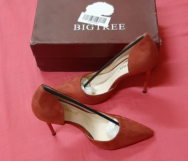 Used Heels from Big tree, 37 size ! in Dubai, UAE