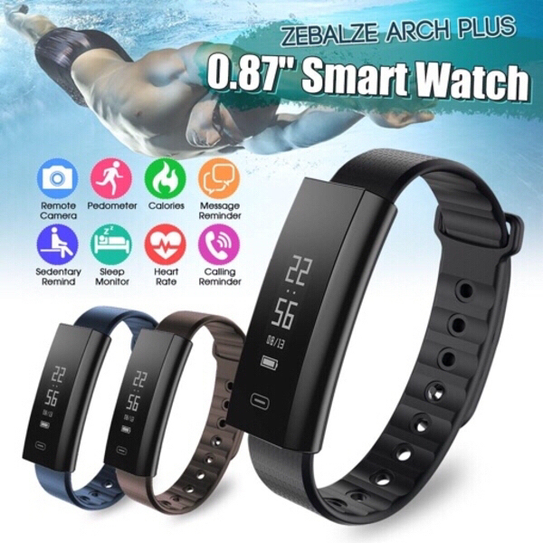 Used zeblaze smart band in Dubai, UAE