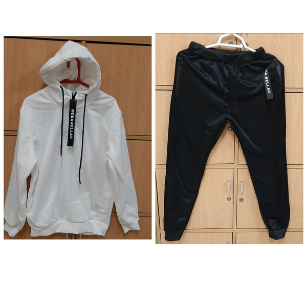 Used Sport suits for him, M size in Dubai, UAE