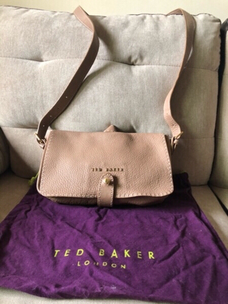 Used Ted Baker sling bag preloved in Dubai, UAE