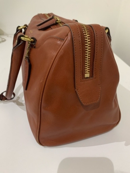 Used Original Coach Legacy Haley Satchel in Dubai, UAE