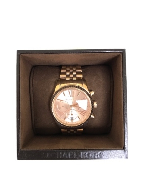 Used Micheal Kors Rose Gold Watch in Dubai, UAE