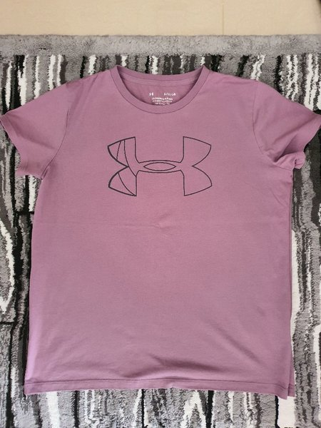 Used Under armour Large shirt for women in Dubai, UAE