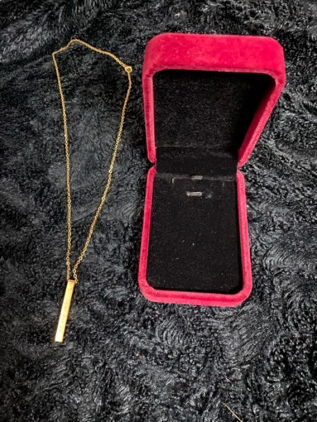 Used Fashion Stereo creative necklace in Dubai, UAE