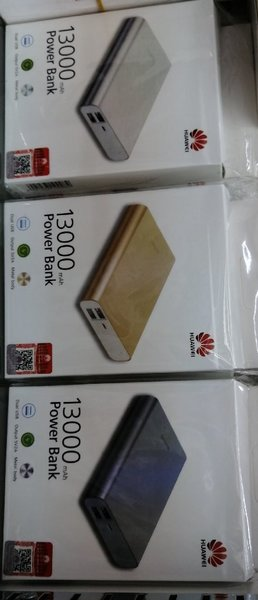 Used Huawei powerbank seal pack (A quality in Dubai, UAE