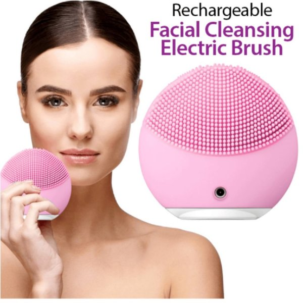 Used Forever electric facial massage cleanser in Dubai, UAE