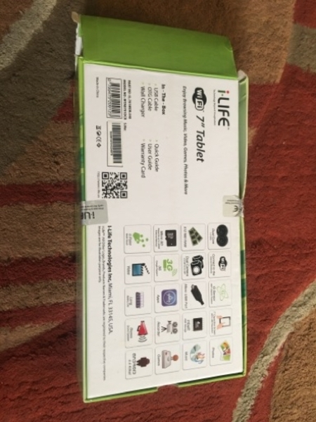 "Used iLife 7"" Tablet in Dubai, UAE"