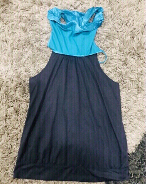 Used Old Navy Top size L/XL ♥️ in Dubai, UAE