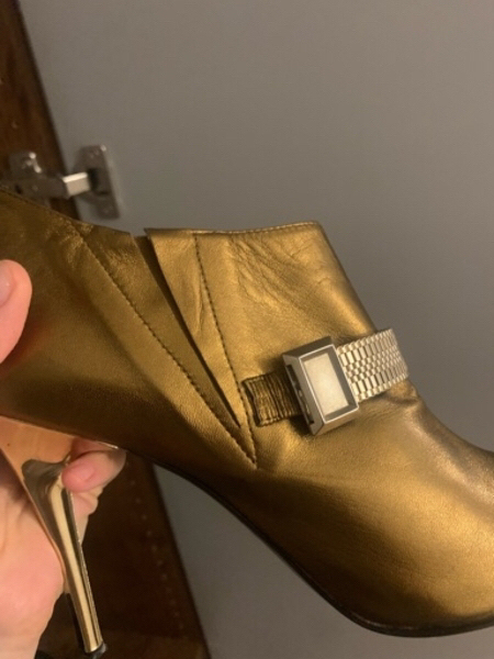 Used Tierie Mugler authentic ankle boots in Dubai, UAE