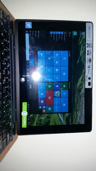 """Used Acer One S1002 10.1"""" Laptop/Tablet in Dubai, UAE"""