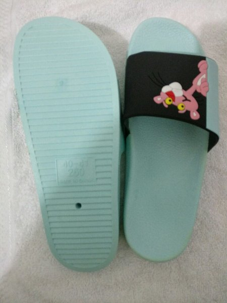 Used Panther flip flop and Scarf in Dubai, UAE