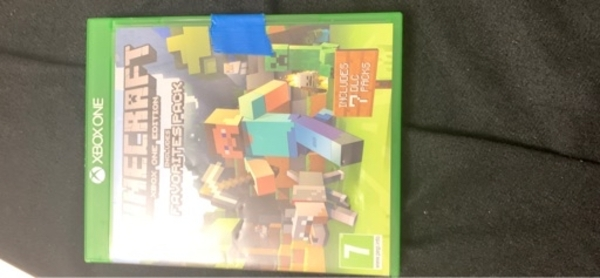 Used Mincraft Xbox one in Dubai, UAE