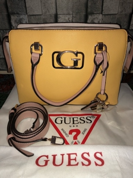 Used Guess Annarita GF Satchel Bag in Dubai, UAE