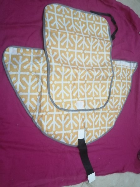 Used Changing portable diaper changing pad in Dubai, UAE