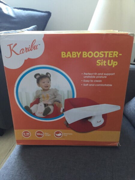 Used free Baby booster sit up in Dubai, UAE