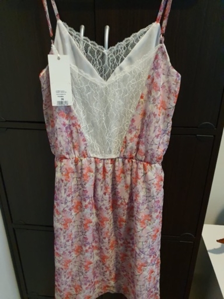 Used floral mutilcoulour dress size 36 in Dubai, UAE