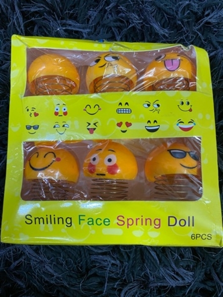 Used Emoji spring Head Dolls in Dubai, UAE