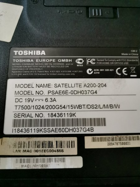Used Dvd player and laptop for spare parts in Dubai, UAE