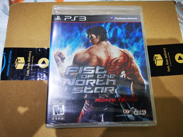 Used Fist of the North Star Ken's Rage PS3 in Dubai, UAE