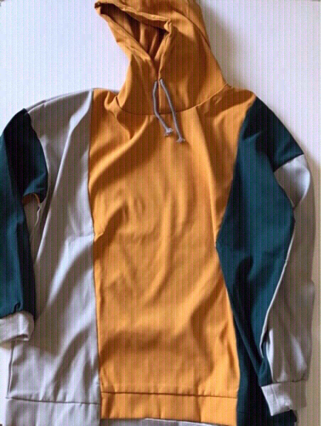 Used Hoodie for men size 5xl(new) in Dubai, UAE