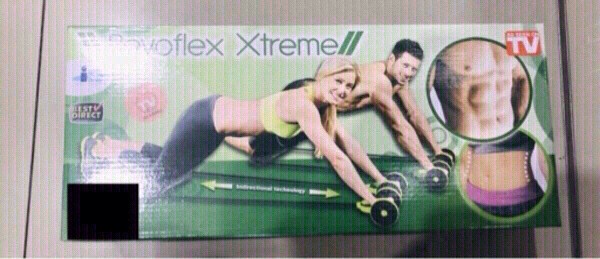 Used Revoflex Extreme Workout ♥️ in Dubai, UAE