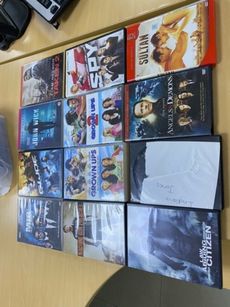 Used 12 DVD in Dubai, UAE