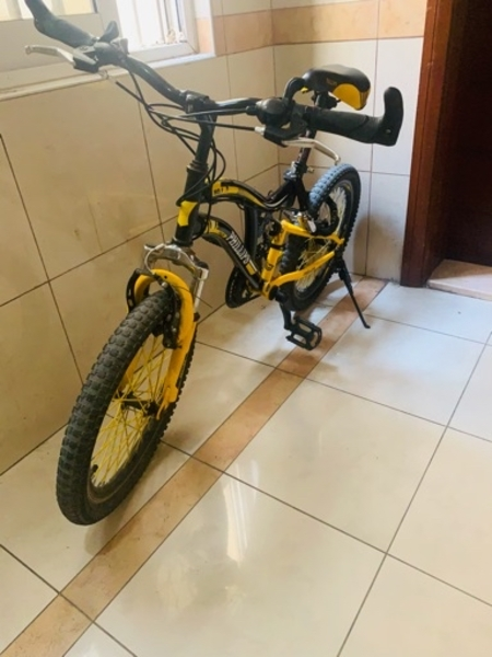 Used Bicycle only 6 months use good condition in Dubai, UAE