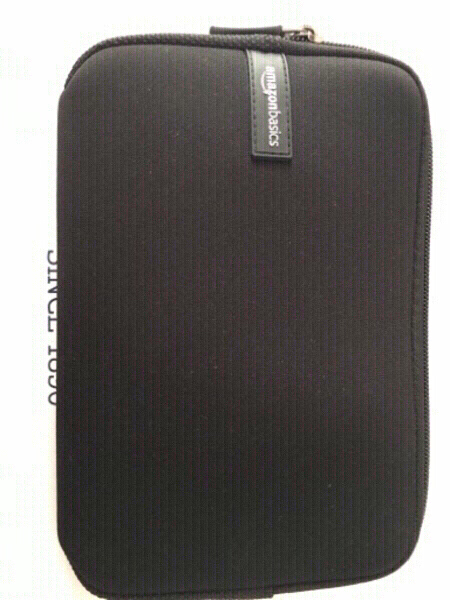 Used Amazone basics Ipad mini pouch. in Dubai, UAE