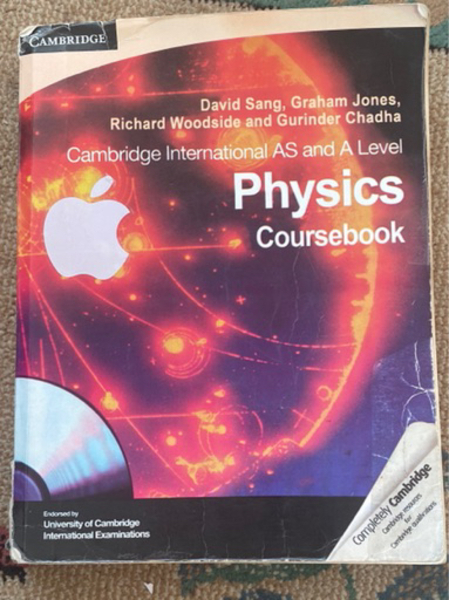 Used Cambridge AS and A level Physics in Dubai, UAE