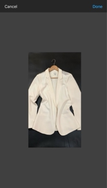 Used Amisu jacket / medium in Dubai, UAE