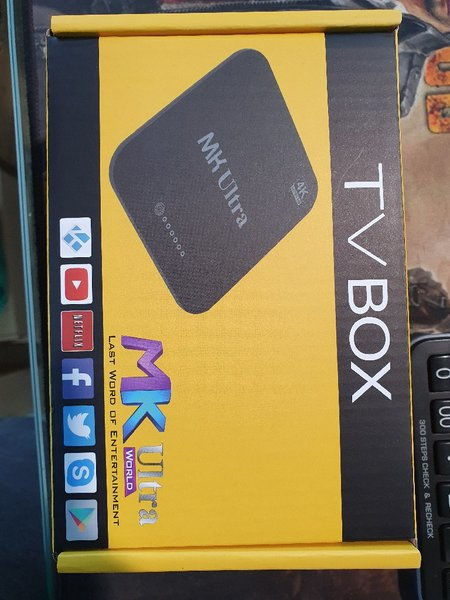 Used Mk TV BOX 4gb 32gb in Dubai, UAE