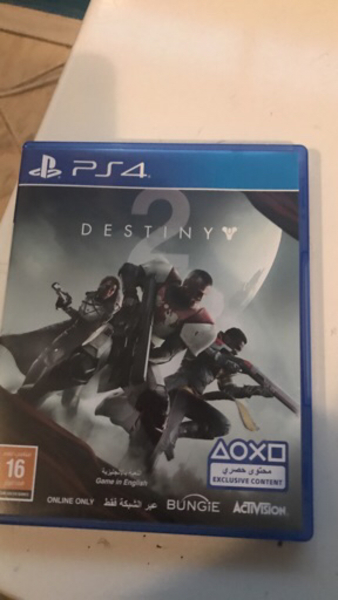 Used destiny 2 in Dubai, UAE