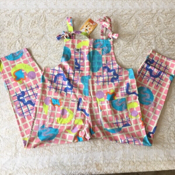 Used Lucy and Yak overalls (new with tag) in Dubai, UAE