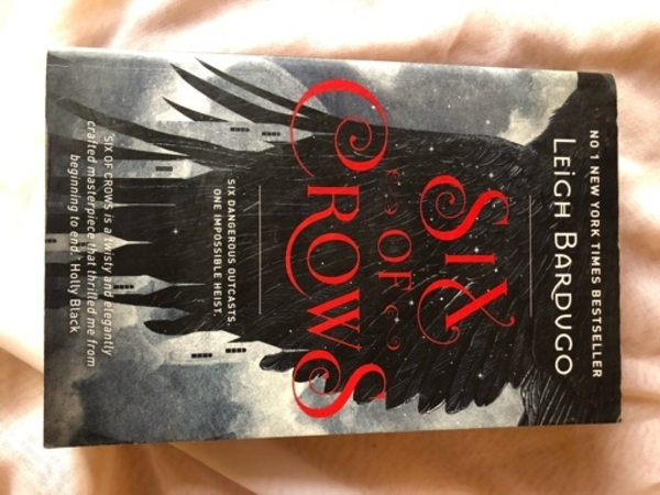 Used Six Of Crows by Leigh Bardugo in Dubai, UAE