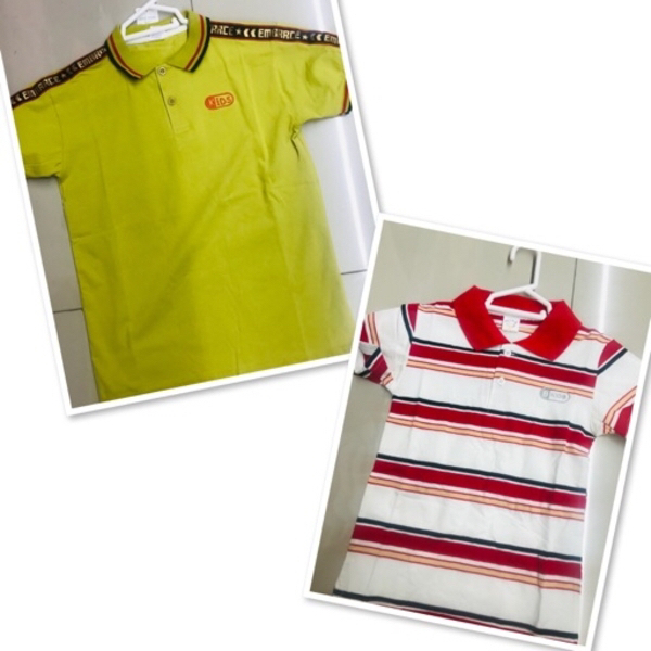 Used Kid polo shirt size 16 / 2-3 yr old ♥️ in Dubai, UAE