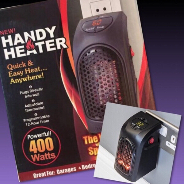 Used Handy Heater/ 400 Watts in Dubai, UAE