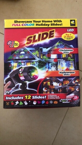 Used Slide color projector with 12 slices in Dubai, UAE